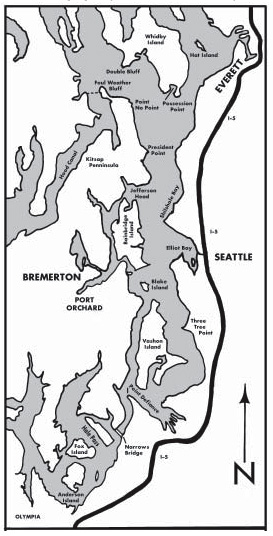 Fish Tips Article #4 - Puget Sound sport salmon fishing